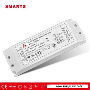 Driver led dimmable triac 12vdc 30w