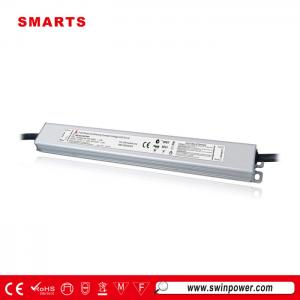 Driver led dimmable triac 24v 30w